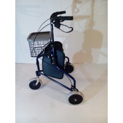 Surerider Folding Lightweight Aluminium Tri Walker