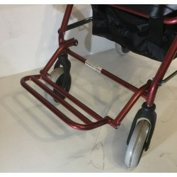 4 Wheel Rollator & Transfer Chair
