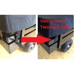 Sure Rider Heavy Duty Scooter Trailer with Cover