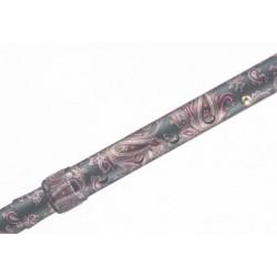 Paisley Adjustable Folding Walking Stick