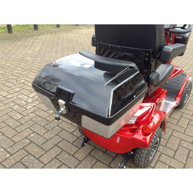 Sure Rider Universal Rear Scooter Lockable Box