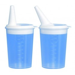 Click Cup with 4mm Spouted Lid
